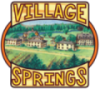 Village Springs Water Logo